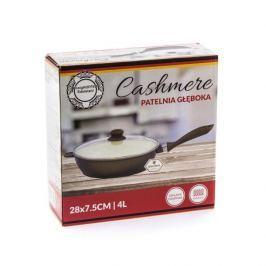 Patelnia ceramiczna KONIGHOFFER CASHMERE BRĄZOWA 28 cm