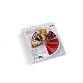 Forma silikonowa do ciasta w porcjach LEKUE PORCJE