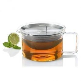 Dzbanek do herbaty szklany z zaparzaczem ADHOC TUBO 1,2 l