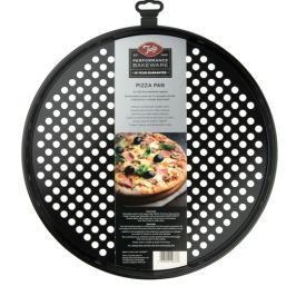 Blacha do pizzy metalowa TALA PERFORMANCE CZARNA 35,5 cm