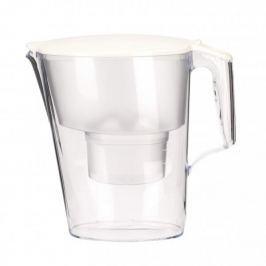 Dzbanek do filtrowania wody plastikowy AQUAPHOR WATER FILTERS BIAŁY 2,5 l
