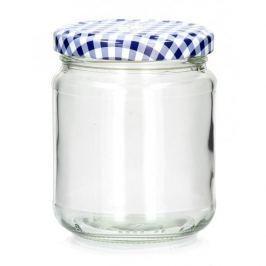 Mały słoiczek szklany KILNER GRID 0,2 l