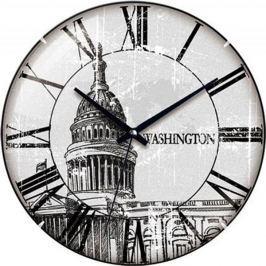 Zegar ścienny FLORINA WASHINGTON 31 cm