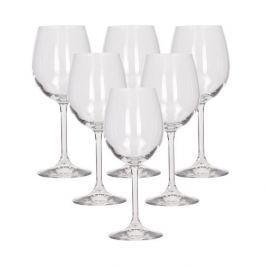 Kieliszki do wina czerwonego szklane BORMIOLI ROCCO RISERVA CABERNET 370 ml 6 szt.