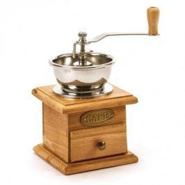 Młynek do kawy ręczny drewniany GEOSTING