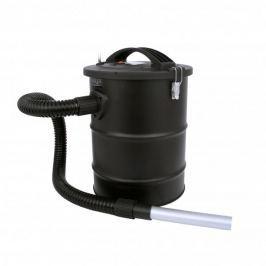 Odkurzacz elektryczny do gorącego popiołu stalowy ADLER ASH VACUUM CLEANER CZARNY 1000 W