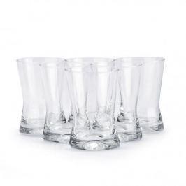 Komplet 6 szklanek do drinków KROSNO TUMBLERS X