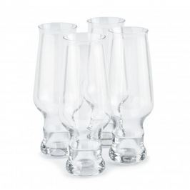 Szklanki do piwa szklane KROSNO BEER 400 ml 4 szt.