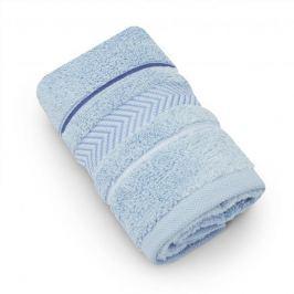 Ręcznik łazienkowy do rąk bawełniany MISS LUCY GOTLANDIA BŁĘKITNY 30 x 50 cm
