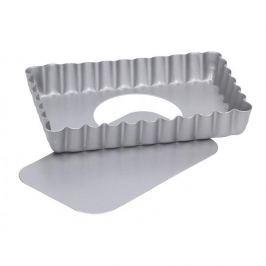 Forma do pieczenia tarty metalowa z wyjmowanym dnem PATISSE SILVER-TOP MINI 13 x 9 cm