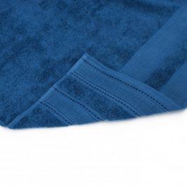 Ręcznik kąpielowy bawełniany MISS LUCY MARLA GRANATOWY 70 x 140 cm