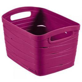 Koszyk plastikowy CURVER RIBBON L FIOLETOWY