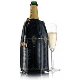Schładzacz do szampana VACU VIN RI CZARNY KLASYCZNY