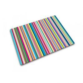 Deska do krojenia szklana JOSEPH JOSEPH THIN STRIPES 30 x 40 cm