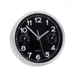 Zegar ścienny aluminiowy CILIO CLOCK CZARNY 30,5 cm