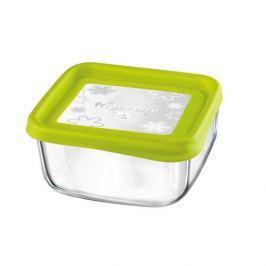 Pojemnik szklany kwadratowy BORMIOLI ROCCO FRIGOVERRE FUN 1,7 l