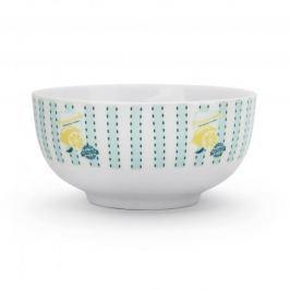 Miska / Salaterka porcelanowa LEMONIADA BIAŁA 0,5 l