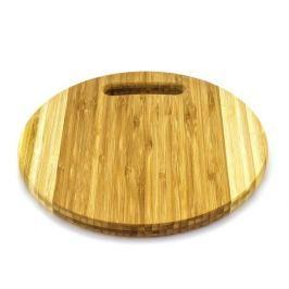 Deska do krojenia bambusowa FLORINA PUNTA 24,5 cm