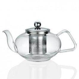 Dzbanek do herbaty szklany z zaparzaczem KUCHENPROFI TIBET 0,8 l
