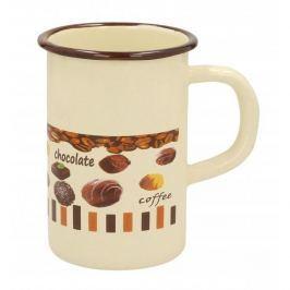 Kubek emaliowany do kawy ELO-POL CHOCOLATE 0,7 l