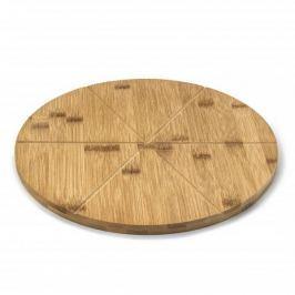 Deska do pizzy drewniana SALAME 32,5 cm