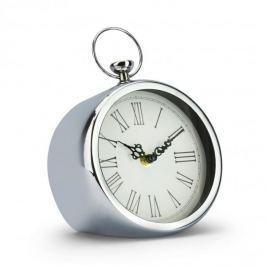 Zegarek stojący metalowy DUO RETRO