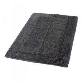 Dywanik łazienkowy bawełniany KLEINE WOLKE HAVANNA EXCLUSIVE SZARY 100 x 60 cm