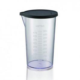 Blender / Mikser kuchenny ręczny ze stali nierdzewnej MORPHY RICHARDS TOTAL CONTROL PRO BIAŁY 650 W