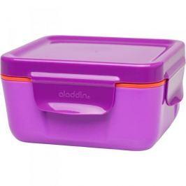 Śniadaniówka / Pojemnik na kanapki plastikowy z wkładem chłodzacym ALADDIN FOOD FIOLETOWA
