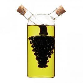 Butelka na oliwę i ocet z dozownikiem szklana KITCHEN CRAFT SHAPE 0,35 l