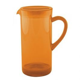Dzbanek do napojów plastikowy ZAK POMARAŃCZOWY 1,7 l