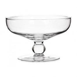 Patera stała na ciastka szklana EDWANEX OWOCARKA 21 cm - stojak na owoce