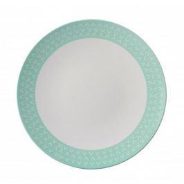 Talerz obiadowy płytki z melaminy MEPAL ARROW GREEN MIĘTOWY 26 cm