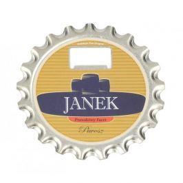 Otwieracz do piwa i butelek ze stali nierdzewnej z magnesem PAN DRAGON JANEK
