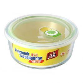 Naczynie żaroodporne szklane JAN NIEZBĘDNY GLASS 0,7 l