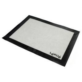 Mata / Stolnica silikonowa LEKUE GOURMET BIAŁA 60 x 40 cm Formy do pieczenia