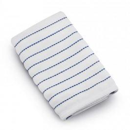 Ręcznik kąpielowy bawełniany MISS LUCY NAPA BIAŁY 70 x 140 cm