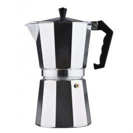 Kawiarka aluminiowa ciśnieniowa GNALI and ZANI BRASIL - kafetiera na 3 filiżanki espresso Dzbanki i imbryki