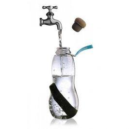 Butelka na wodę z tritanu z filtrem BLAC BLUM EAU GOOD FIOLETOWY 0,8 l Pojemniki kuchenne