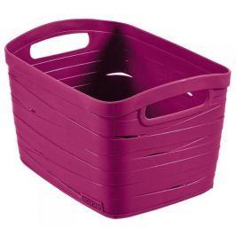 Koszyk plastikowy CURVER RIBBON S FIOLETOWY
