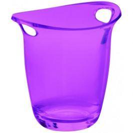Cooler / Wiaderko do wina plastikowy BUGATTI GLAMOUR FIOLETOWY Pozostałe akcesoria do alkoholu