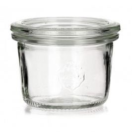 Mały słoiczek szklany WECK NISKI 0,1 l Inne naczynia kuchenne
