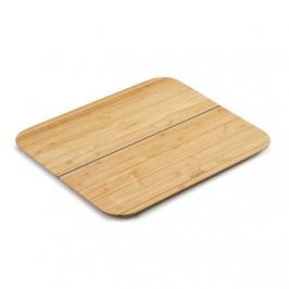 Deska do krojenia składana drewniana JOSEPH JOSEPH CHOP 2 POT BAMBOO MAŁA 26 x 21 cm Deski kuchenne