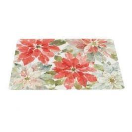 Maty stołowe / Podkładki na stół korkowe CALA HOME HOLIDAY RÓŻOWE 4 szt.  Inne tekstylia do domu