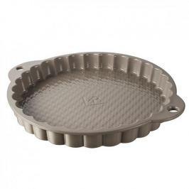 Forma do pieczenia tarty porcelanowa REVOL NATURALES SZARA 35 cm Formy do pieczenia