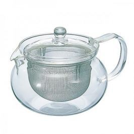 Dzbanek do herbaty szklany z zaparzaczem HARIO KYUSU MARU 0,7 l Dzbanki i imbryki