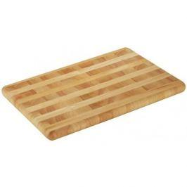 Deska do krojenia drewniania ZASSENHAUS STRIPS 51 x 35 cm Deski kuchenne