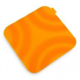Podkładka pod garnek silikonowa VIALLI DESIGN LIVIO POMARAŃCZOWY 20 x 20 cm