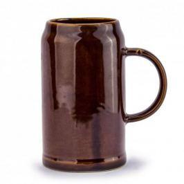 Kufel do piwa kamionkowy KRYSTYNKA GROWLER 1000 ml Kufle
