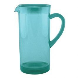 Dzbanek do napojów plastikowy ZAK BŁĘKITNY 1,7 l Dzbanki